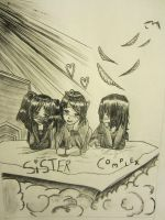 Sister Complex by ChazzVC