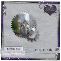Clock PSD by Dark-Yarrow