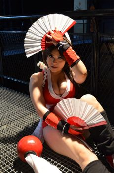 Mai Shiranui 05 by absolutequeen