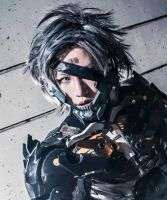 Raiden Closeup Photo! by ProVoltageCosplay