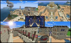 Minecraft - Surda by CyberMiez