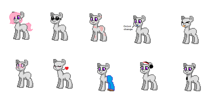 THINGS THAT SHOULD BE ADDED TO PONY TOWN by crystals-galaxy