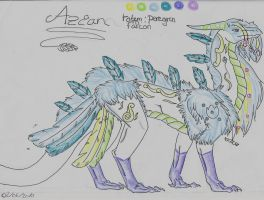 Azian new ref 1.1 part 1 by Pichuxx