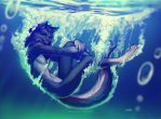Take the Plunge With Me by Lukiri