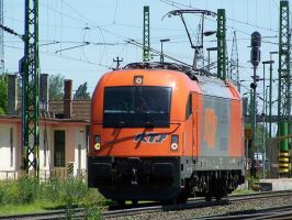 RTS 1216 901 in Gyor-gyarvaros in june, 2010 by morpheus880223