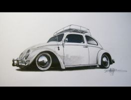 VW Beetle by mncristy
