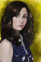 Tracy McConnel -The Mother - Cristin Milioti by hieri