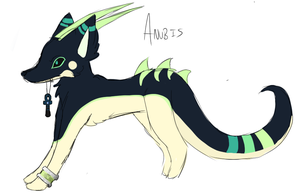 Anubis by SearchingForADream