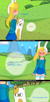 comic adventure time pag 2 by alexi-mia