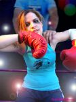 The boxing ring by AmberCherryBomb