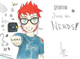 God loves nerds by nay-only