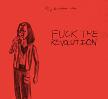 U2 - Fuck the Revolution by LittleGreenGamer