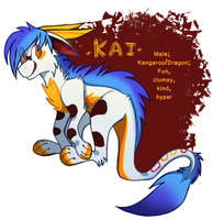 Kai Reference by Golden-Brush
