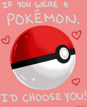 I'd Choose You by xxfreedreamerxx