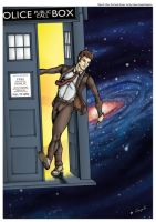 The Tenth Doctor by Esdras78