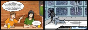 Living With Hipstergirl And Gamergirl-263 by JagoDibuja