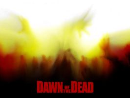 Dawn of the Dead by bondedbyblood