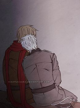APH: If Only... by xiaoyugaara