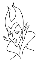 Maleficent by pixie-the-gator