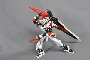 Complete: MG Astray Red Frame [Inferno] by lupesisagundam