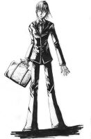 business woman by darkness127