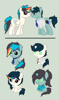 Zapp X Unicorn Foals - CLOSED by iPandadopts