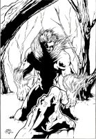 Sabertooth Inks by JAD-Inks