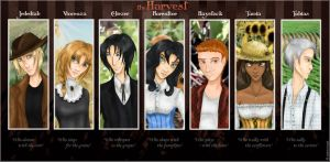 + the Harvest + by Cathaclysm