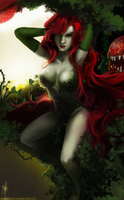 Ivy's Garden by Arcan-Anzas