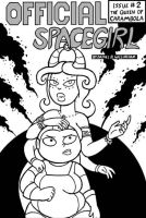 Official SpaceGirl Issue 2 by poundforpoundcake