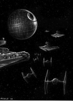 The Empire by AstroVisionary