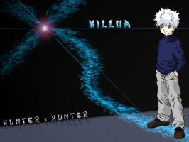 Hunter x Hunter - Killua by df15