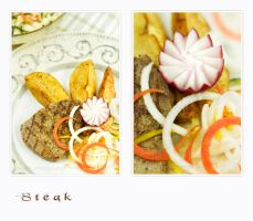 Steak by shatinn