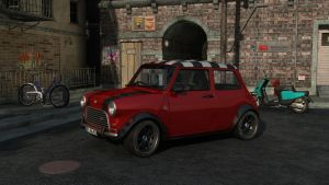 Mini 1275 GT in cascais WIP3 by RJamp