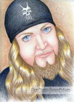 JoeMisfit - Colored Pencils by Claw-Markes