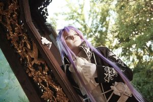 KAMUI GAKUPO - Cosplay - I'm still waiting for you by Shinkan-Seto