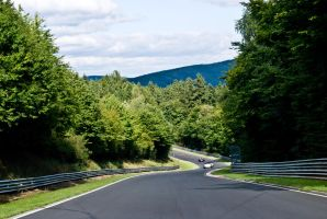 Nurburgring circuit by Master-47
