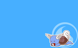 Wartortle by ShiriRee