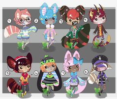 Adopt Batch #17 [OPEN] LOWERED PRICE by Consumed-By-Insanity