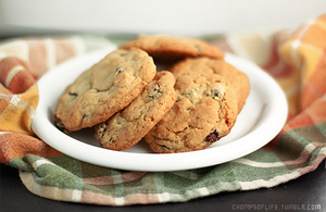 Chocolate Chip Cookies by chompsoflife