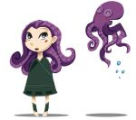 Octogirl by Aakami