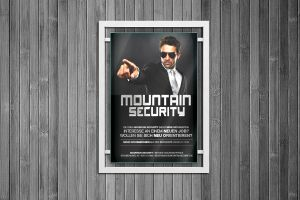 Security Flyer by DOMDESIGN