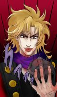 Dio Brando ~Phantom Blood~ by xShinrabanshox