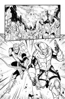 Red Hood / Arsenal sneak peek page 8 by DenisM79