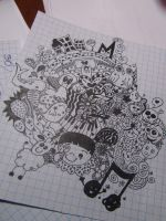 boring lesson :D by JanuaryLOVER