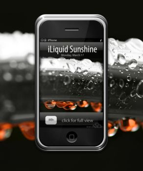 iLiquid Sunshine by l8