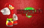 Knuckles the Echidna - Wallpaper[2] by Knuxy7789