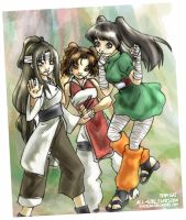 team gai - all girls version by askerian