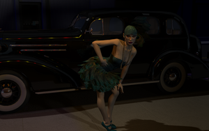 A night out v4 by Rogue7