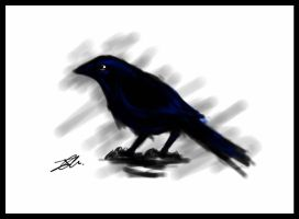 Raven by NienorGreenfield